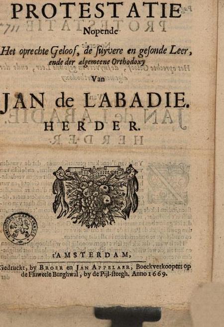 Jean de Labadie (†1674)