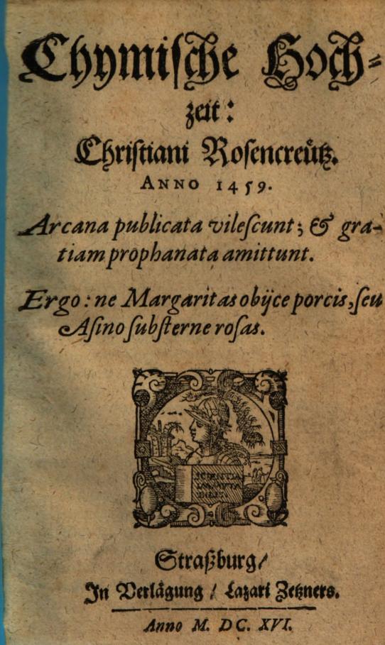 JOHANN VALENTIN ANDREAE (†1654)
