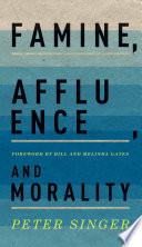 Famine, Affluence, and Morality Book Cover