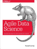 Agile Data Science Book Cover