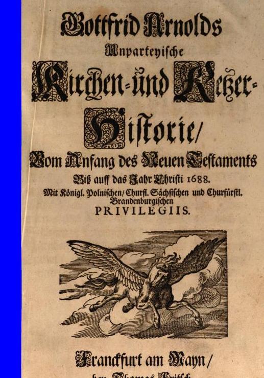 Gottfried Arnold (†1714)