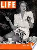 15 juli 1940