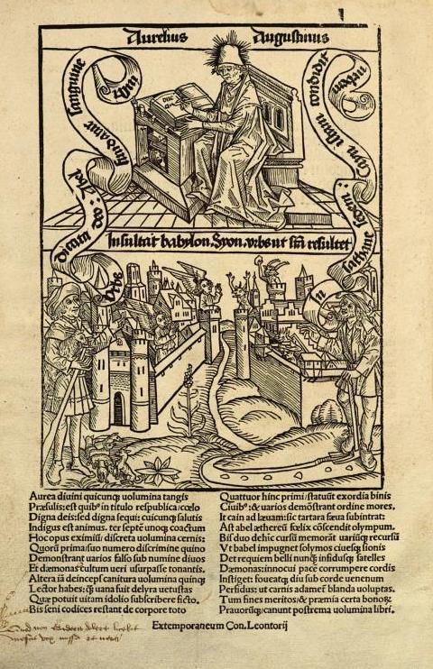 AUGUSTINUS (†430)