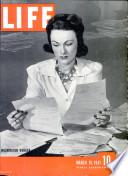 10 maart 1941