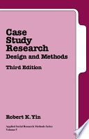 Yin case study research Design and Methods   Business Education Inside