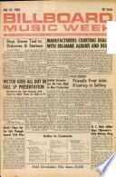 31 juli 1961
