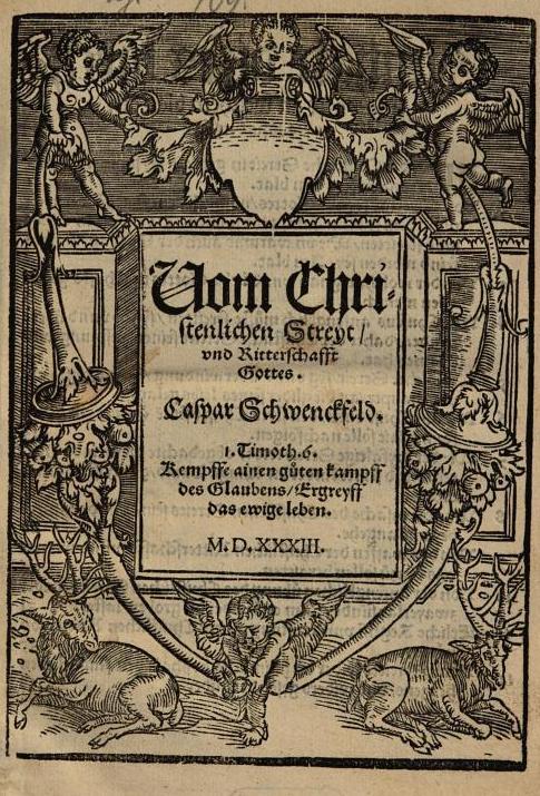 Kaspar Schwenckfeld († 1561)
