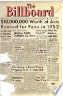 1 maart 1952
