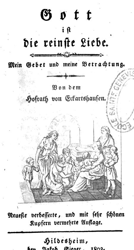Karl von Eckartshausen