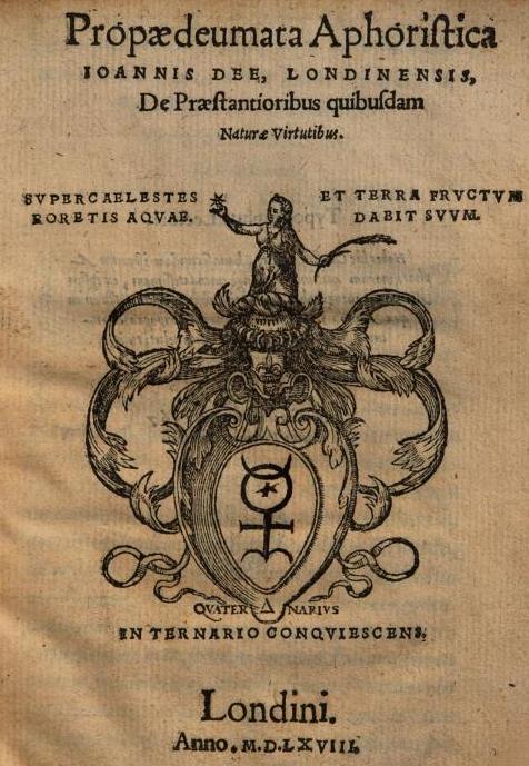 John Dee (1537-1608)