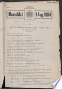 1 aug 1884
