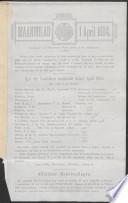 1 april 1884