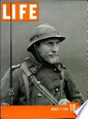 11 maart 1940