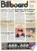 1 juni 1968